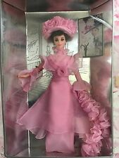 Barbie Eliza Doolittle My Fair Lady Collection NRFB Mattel #15501 NIB Pink gown