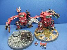 2 Killabots der Space Orks METALL