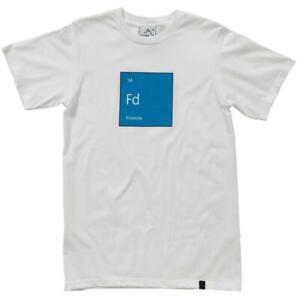 Husky Organic Men's Freeride Organic Cotton T-shirt. RRP £25