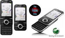 Sony Ericsson Yari Achromatic Black (Simlock Frei) 5MP BLITZ 3G GPS TOP OVP