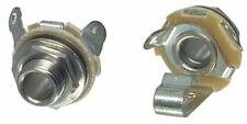 Neutrik NYS229 connector 6.3mm mono jack chassis socket (Open jack, 2-pole)