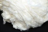 200 gram muga /& 200gram red eri handmade fiber//cake free ship 100gram white eri
