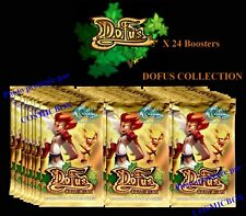 WAKFU série DOFUS COLLECTION display de 24 boosters lot cartes Tristepin NEUVES
