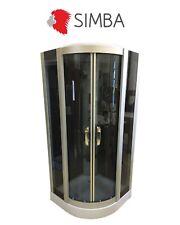 BOX DOCCIA IDROMASSAGGIO 90 X 90 arredobagno CABINA DOCCIA full optional RADIO