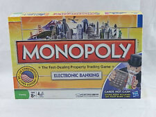 2009 Electronic Banking Monopoly Game US Cities Edition