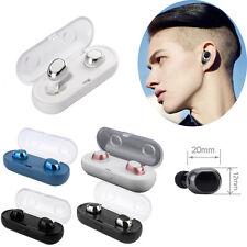 Gemelos Mini Inalámbrico Bluetooth 4.1 Auricular Estéreo En La Oreja Auriculares