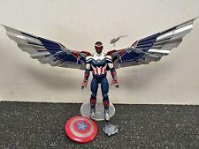 Marvel Legends Falcon & The Winter Soldier Captain America Build A Figure BAF