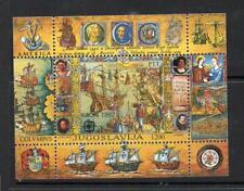 YUGOSLAVIA MNH 1992 MS2787 EUROPA - 500TH ANV DISCOVERY OF AMERICA