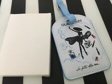 GUERLAIN  'la petite robe noire' Luggage Tag BNIB new gift