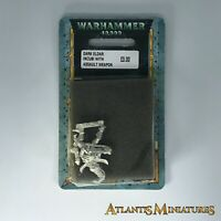 Metal Dark Eldar Incubi with Assault Weapon Blister - Warhammer 40K CCC348