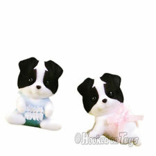 Calico Critters - Border Collie Twins - Puppy Dog CC1459