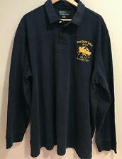 Polo Ralph Lauren Long Sleeve Rugby Shirt XXL