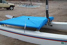 HOBIE CAT 16 Trampoline Cover New Blue Polyester, Catamaran Tramp Cover