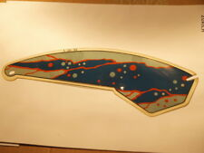 Pinball Contact original playfield Plastic 2 Williams Flipper