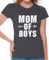 Mom of boys shirt Mom t shirt