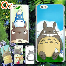 Totoro Case for Google Pixel 4a, Painted Cover WeirdLand