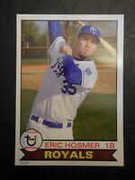 2016 Archives Baseball 5x7 Set Break 1979 Design /49 Eric Hosmer Royals
