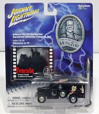 Johnny Lightning WW11 WC54 Ambulance Dracula Universal Studios Montsers