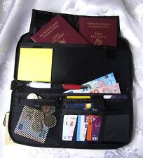 Enrico Benetti Travel Purse Wallet Document Organizer Passport Ticket Holder