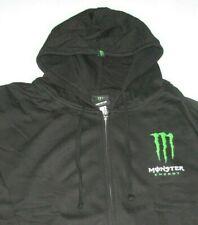 Monster Energy Full-Zip Hoodie Men's size 2XL Brand New