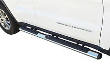 S/S Side Step Bar Running Board for Jeep Grand Cherokee WK 10-18