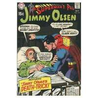 Superman's Pal Jimmy Olsen (1954 series) #121 in VF condition. DC comics [*y3]