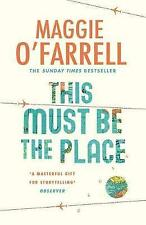 This Must Be the Place, O'Farrell, Maggie, New