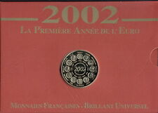 COFFRET BU FRANCE 2002  BRILLANT UNIVERSEL  NEUF