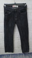 Woman's Levi's 505 Jeans Size 16 Regular Pre-Owned