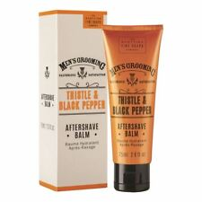 Scottish Fine Soaps Thistle & Black Pepper Aftershave Balm