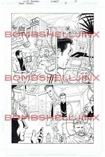 DC DOOM PATROL #7 Page 5 Original Art By Cliff Richards