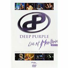 Deep Purple - They All Come Down To Montreux - Live At Montreux 2006 [DVD] [2.