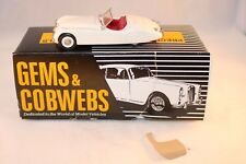 Gembs & Cobwebs GC 30 BLH Jaguar XK120 White mint in box