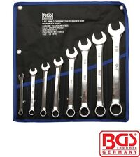 Bgs Tools 8 Piece Whitworth Combination Spanner Set 1199