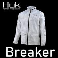 MEN'S HUK BREAKER CAMO JACKET 3D PERFORMANCE SUB ZERO RAIN WIND H4000050 2XL