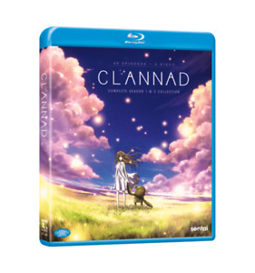 NEW Clannad / Clannad After Story: Complete Collection (Blu-ray)