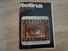 Retina Kodak Revue für Foto+Film