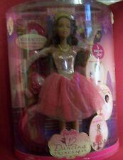 Mattel Genevieve Barbie Doll In The 12 Dancing Princesses AA DVD NRFB MIB