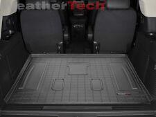 WeatherTech Cargo Liner - Chevrolet Tahoe w/3rd Row Seats - 2007-2014 - Black