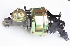 """1964-66 Ford Mustang 7"""" Power Brake Booster, MC pedal linkage  ALL NEW PARTS"""