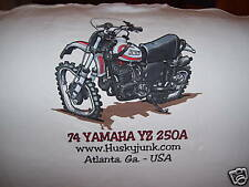YAMAHA YZ 250A T-SHIRT HONDA KAWASAKI SUZUKI MAICO OSSA