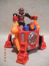 Rescue Hero Action Max Team Billy Blazes & Fire Walker!