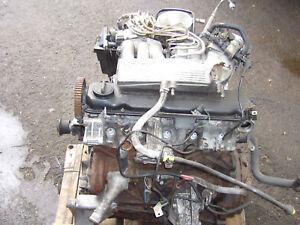 Motor Audi 80 B3 BJ 87  5 Zylinder Motor Nr.NG013390