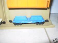 Hotwheels Railroad / Train Conrail Flat Car