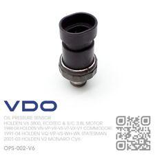 VDO OIL PRESSURE SENSOR V6 ECOTEC 3.8L [HOLDEN VS-VT-VU-VX-VY COMMODORE WH-WK]