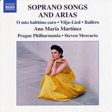 Soprano Songs and Arias - Ana Maria Martinez       *** BRAND NEW CD ***