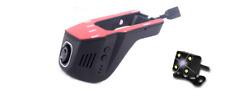WIFI Camara oculta de grabacion para coche cámara delantera y trasera