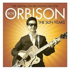 Roy Orbison The Sun Years 2-CD NEW SEALED Ooby Dooby/You're My Baby/Rock House+