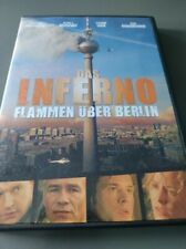 DAS INFERNO , FLAMMEN ÜBER BERLIN  , DVD , KLASSIKER , TEILAUFLÖSUNG