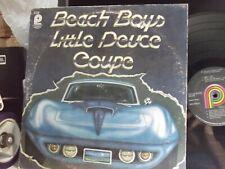 THE BEACH BOYS LITTLE DEUCE COUPE  LP